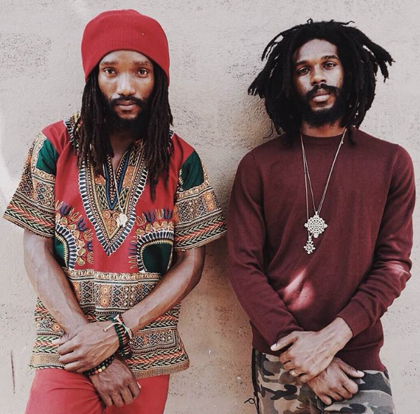 Koro Fyah feat. Kabaka Pyramid releases 'Red Green & Gold' music video