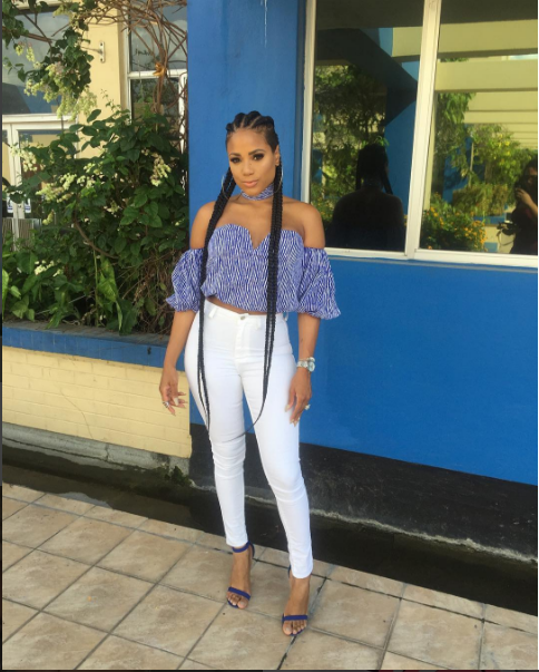 Ishawna brags about her talent of 'taking people man'