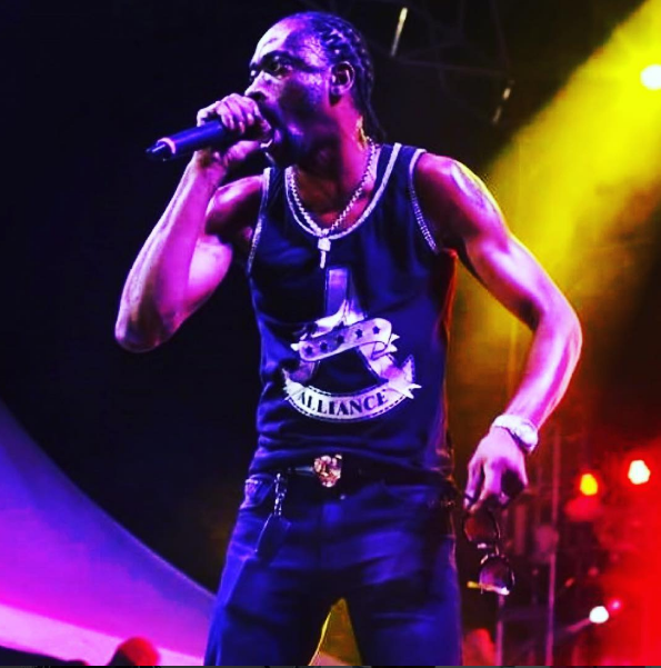Bounty Killer rocking the airwaves with newly released Dancehall single