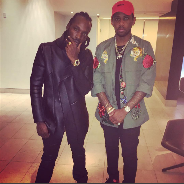 Mavado currently touring with Fabolous despite intense Gully, Gaza feud