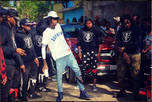 Alkaline hits 1M+ views in under a month with single '12PM'
