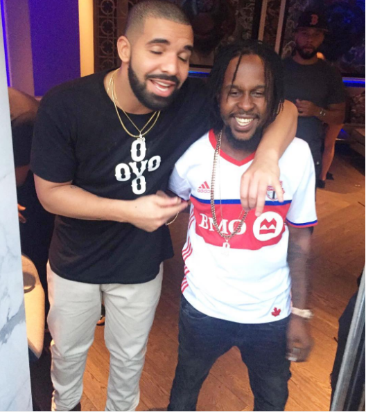 Popcaan close to deal with Drake's OVO Sound record label