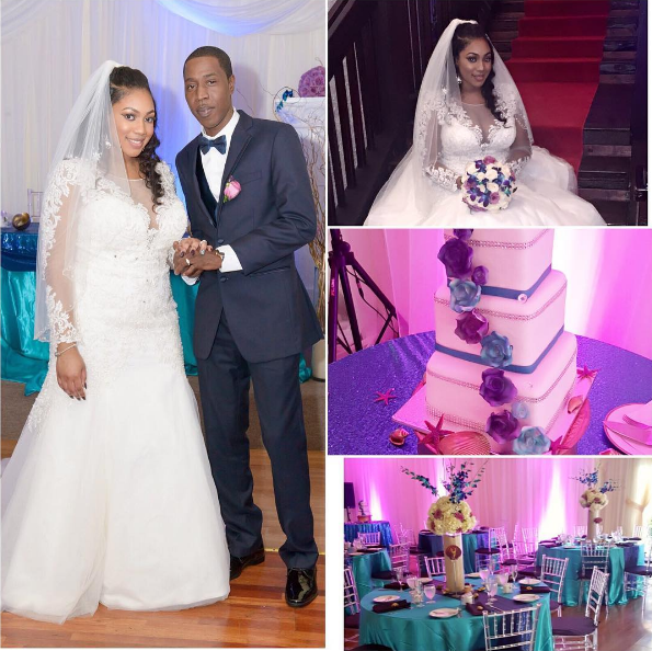 Tony Matterhorn ties the knot with long time girlfriend