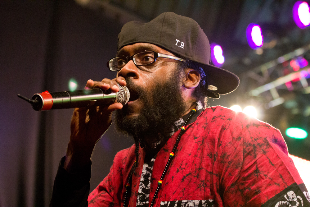 Tarrus Riley Release Video For 'Just the Way You Are'