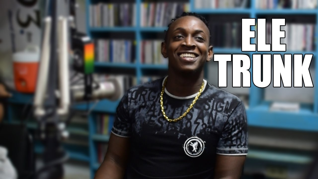 Ele Trunk talks voicenote threats from father Elephant Man leading towards 'Sperm Donor' diss track
