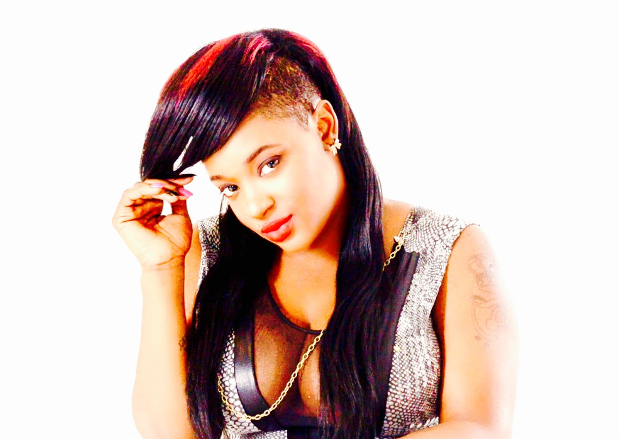 Rhythm Piink attaining success through Dancehall Music