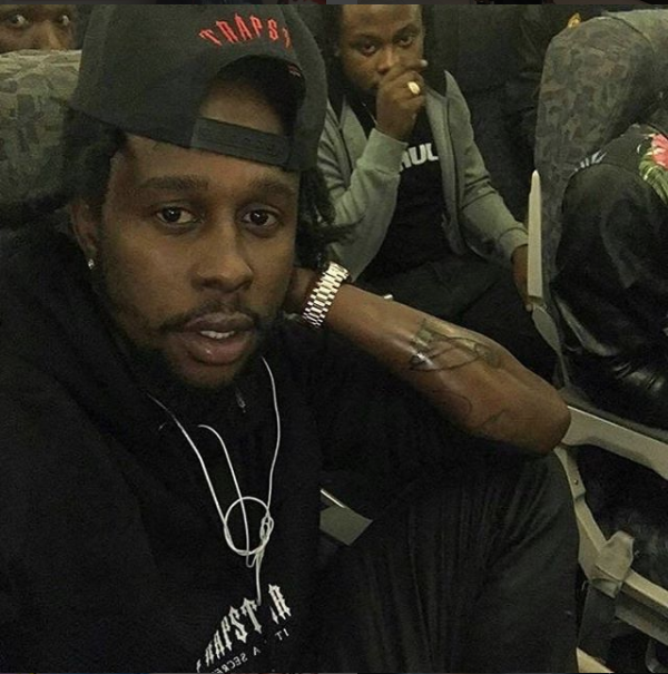 Popcaan debuts OVO tattoo after Drake gets 'Unruly' on his arm