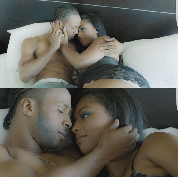 Dexta Daps teases fans with sensual images from his soon to be released music video