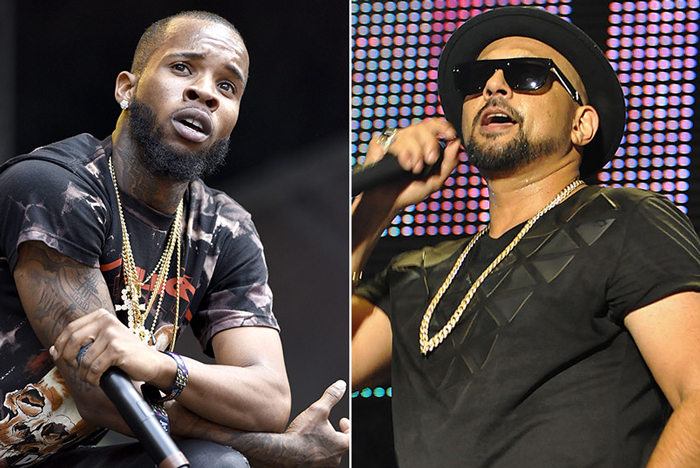 Sean Paul previews his latest track with Tory Lanez, 'Tek Weh Yuh Heart'