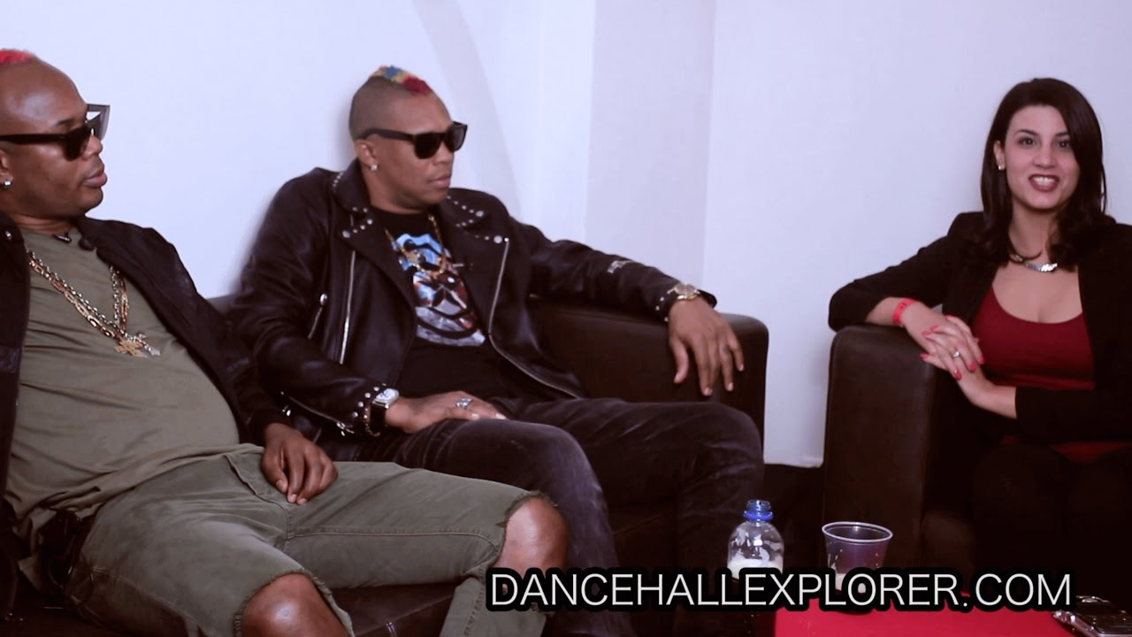 RDX talks Dancehall music, daggering, performing in Amsterdam