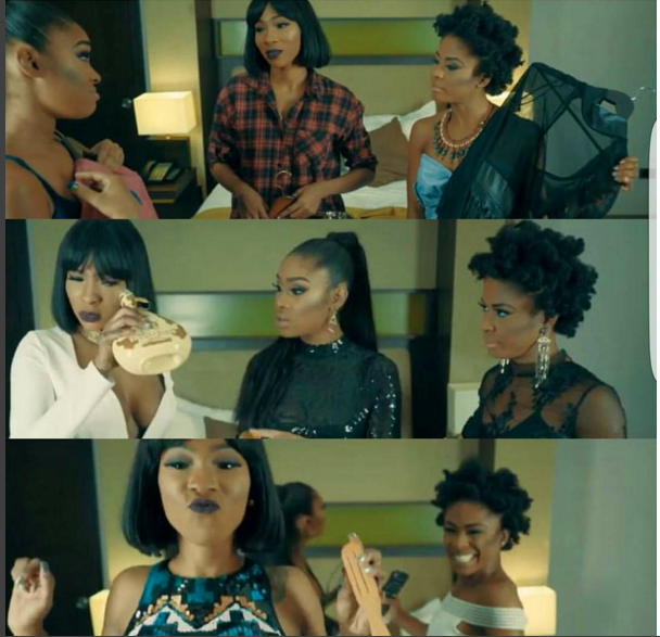 Patrice Roberts a 'Big Girl Now' in new music video