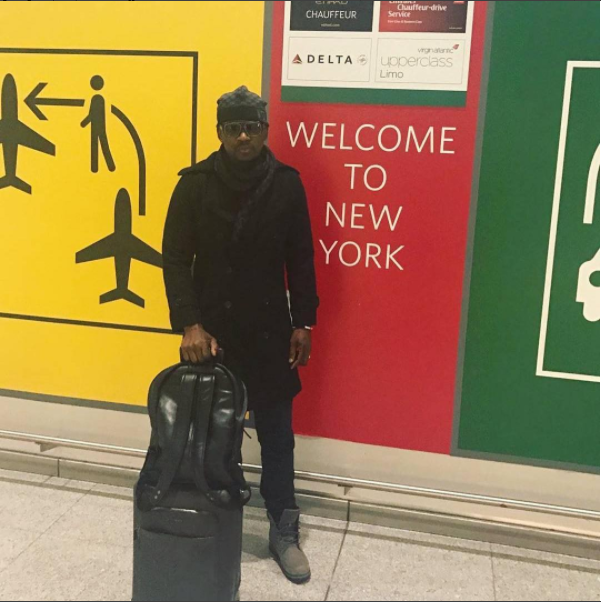 Busy Signal returns to the United States after fleeing the country in 2002