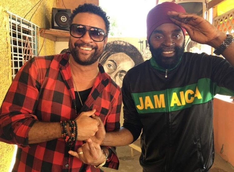 Bugle geared up for sophomore album release + shoots video with Shaggy