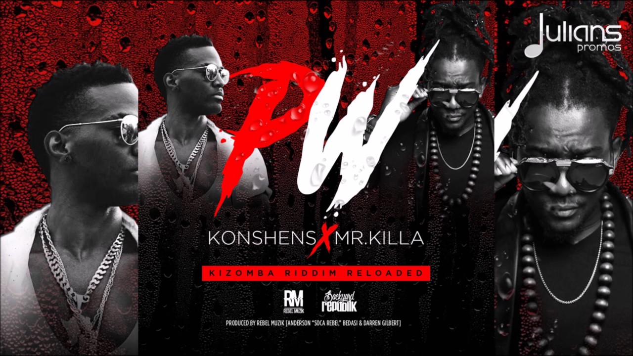 Konshens releases two single for Carnival 2017 with Mr Killa and Lyrikal