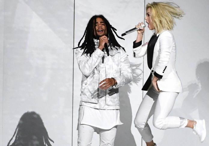 Katy Perry is 'Chained To The Rhythm' with Skip Marley