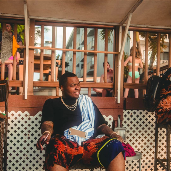 Sean Kingston shoots music video for new single with Vybz Kartel in Portmore