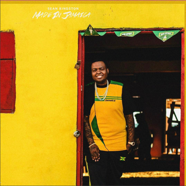Sean Kingston announces release date for 'Made in Jamaica' Ep