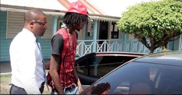 Alkaline finally freed from Police custody + emerges charge fre
