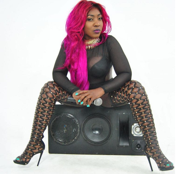 Spice Goes Live With 'Sheet' Music Video
