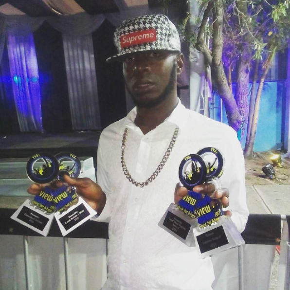 Vybz Kartel cliched five of eight awards at the YVA 2017