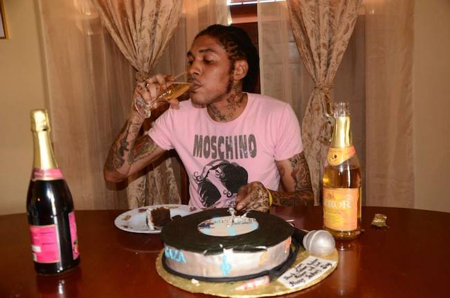 Vybz Kartel releases 'Hold It' official music video