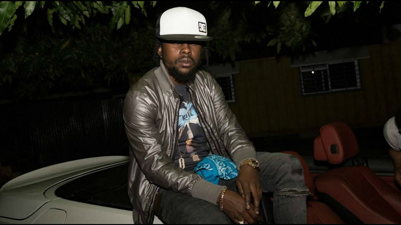 Popcaan Taken Into Police Custody After Failing To Produce Bike Papers