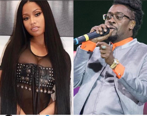 Nicki Minaj Says Beenie Man Is The King, Played 'Romie' 15 Times Back-to-Back