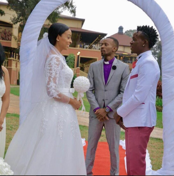 Alaine & Willy Paul Says 'I Do' In New Music Video
