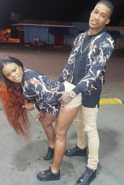"""Marvin The Beast And DHQ Nickeisha reacts to Sulfa's """"Work"""" single"""