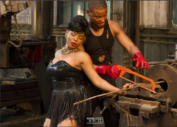 """Yemi Alade says """"Marry Me"""" in new video release"""