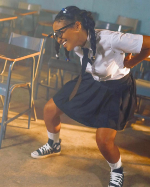 Shenseea and Ding Dong drops 'Rock The Floor' music video