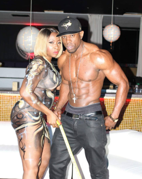 Macka Diamond is ready to share her '25 inches'