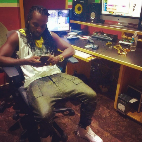 Mavado recording extensively while seeming dormant on the forefront