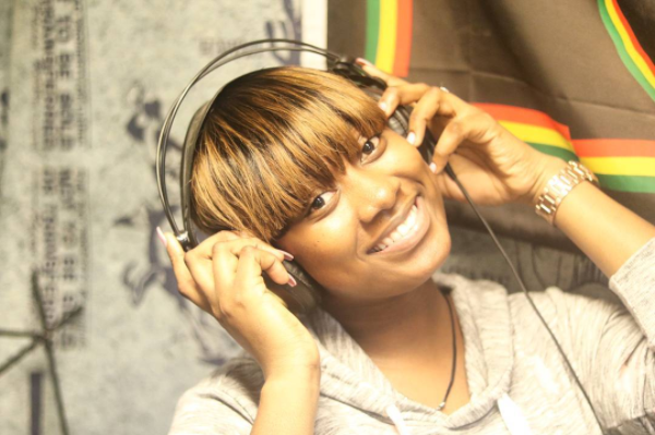 Shaneil Muir makes her first debut on the Itunes Reggae Charts