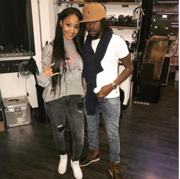 Shenseea, Popcaan and Local London Acts Freestyles While In London