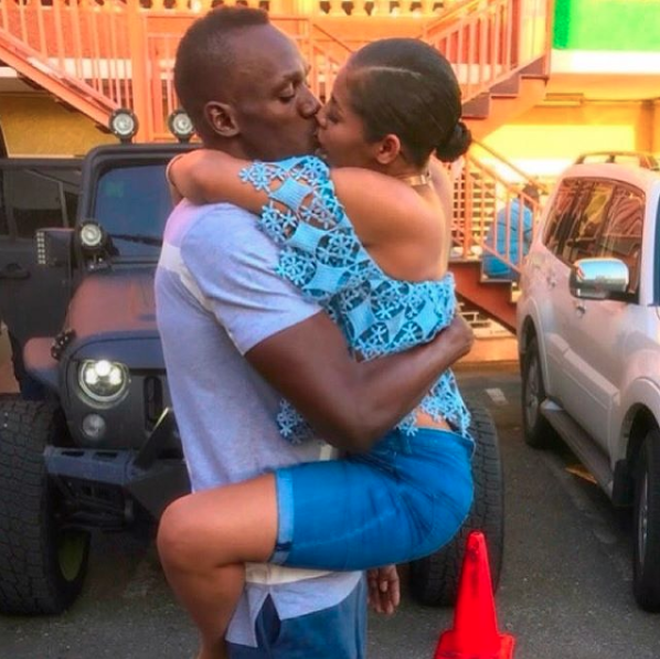 Usain Bolt And Kasi's Fairytale Relationship Receives Severe Backlash On Social Media