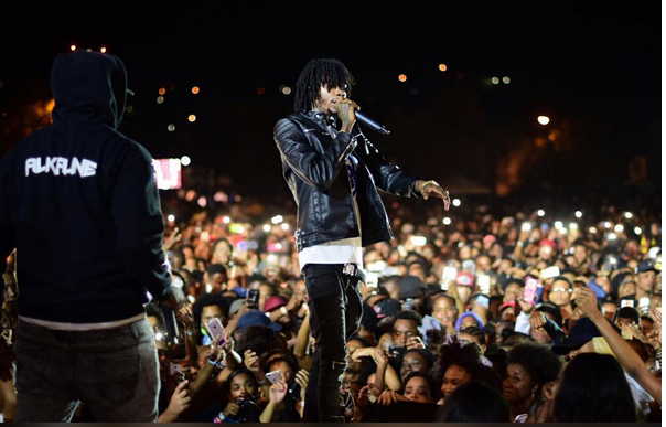 Alkaline Full Magnum 'New Rules' Performance