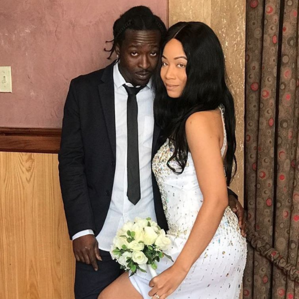 Blak Ryno Ties The Knot With Long-Time Girlfriend In NYC