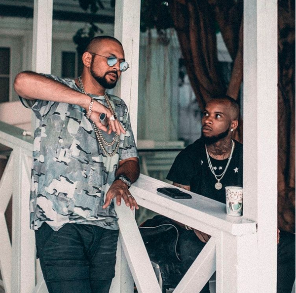 "Sean Paul drops ""Tek Weh Yuh Heart,"" Video Featuring Tory Lanez"