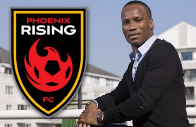 Didier Drogba Creates History, First Footballer To Play For A Club He Owns