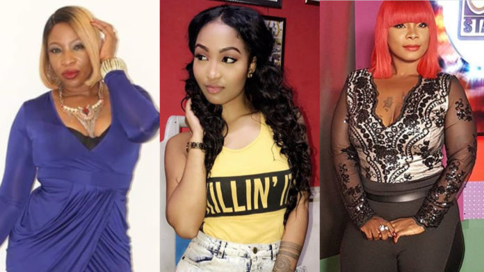 Shenseea Responds To Pamputtae & Macka Diamond Throwing Shade