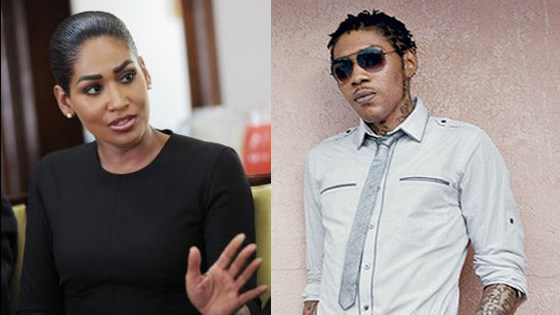 "Lisa Hanna Says Vybz Kartel Is The ""The Godfather"" Of Jamaica"