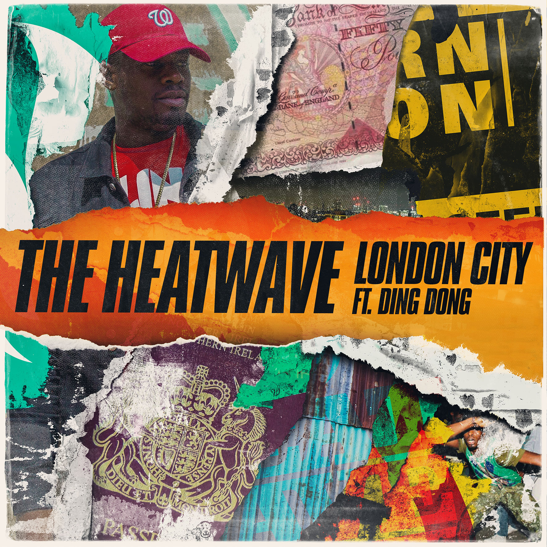 Ding Dong Making Waves In 'London City' With The HeatWave