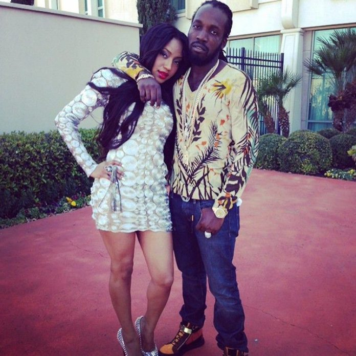 Mavado Shares 'Memory' With Wife Monique