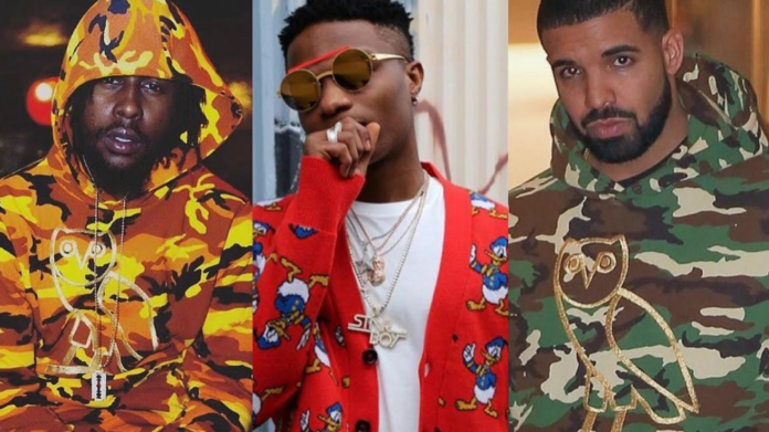 Nigerians Blasting Drake For Treating WizKid Similarly To Popcaan