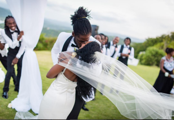 Aidonia Breaks Silence After Rumours That He Cheated On His Wife Kimberly Megan