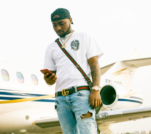 """Davido Still No.1 In Africa With """"If"""""""