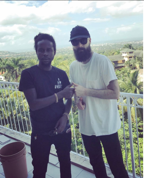 Popcaan Working On New Album With Dre Skull