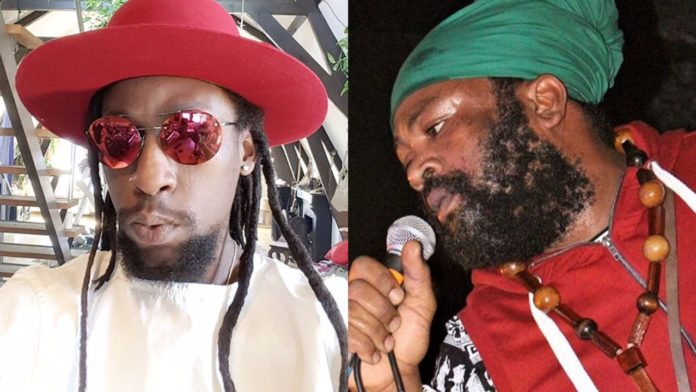 Jah Cure Reportedly Attacked Fantan Mojah With A Knife