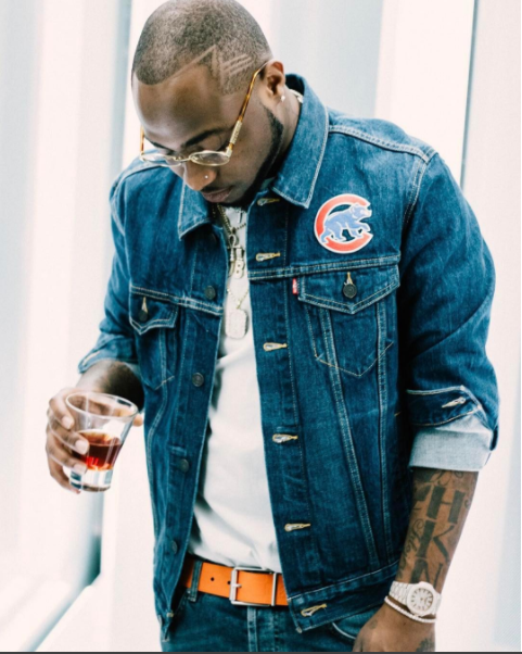 Davido Performs To Sold Out Event In Chicago